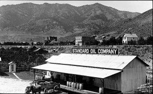 Первый офис Standard Oil