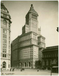 Здание Standard Oil в Нью-Йорке