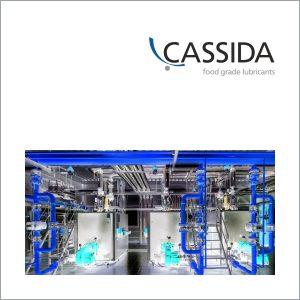 Масла-теплоносители Cassida