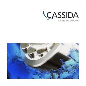 Пластичные смазки Cassida