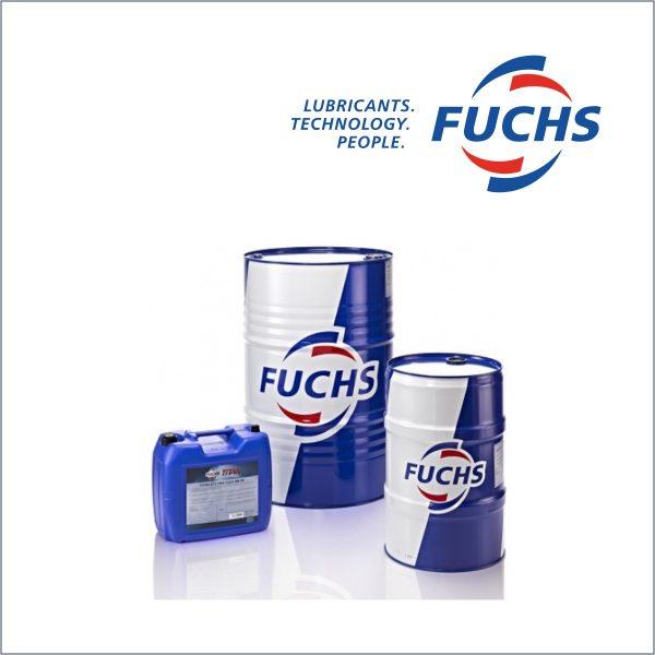 FUCHS индустриальные смазочные материалы