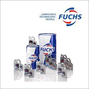 FUCHS линейка продукции моторные трансмиссионные масла