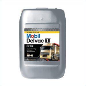 Моторное масло Mobil Delvac 1 SHC 5W-40