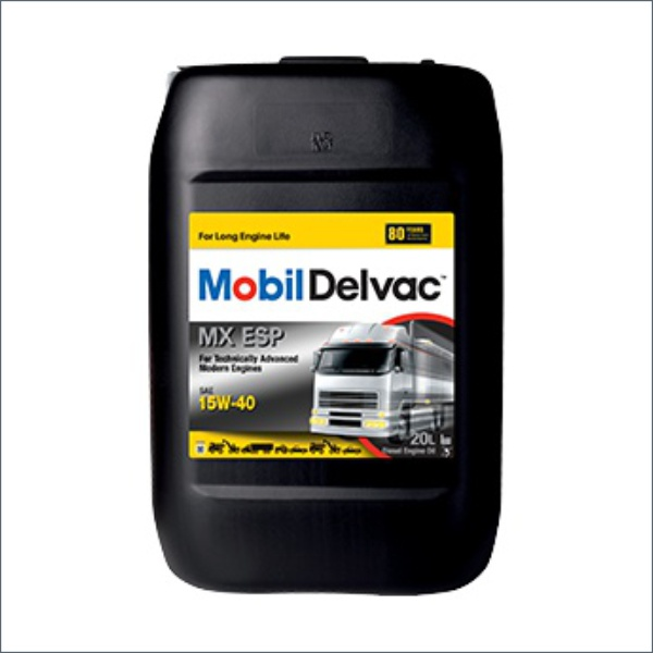 Моторное масло Mobil Delvac MX ESP 15W-40