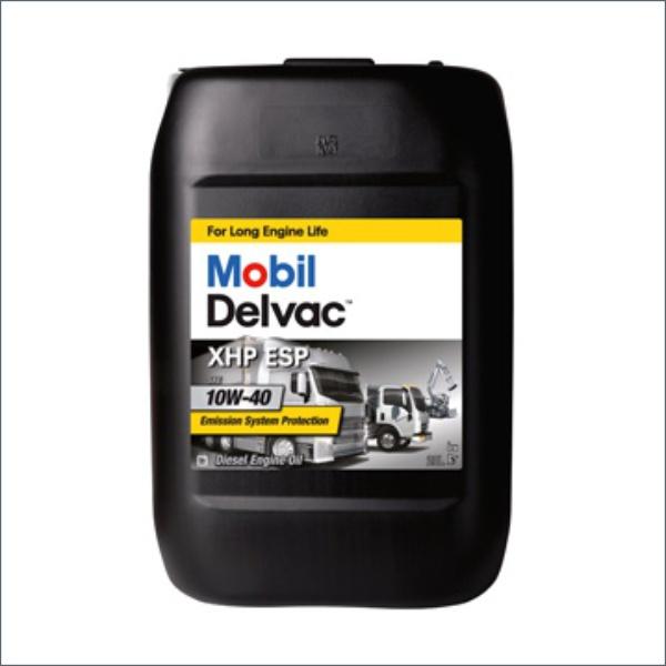 Моторное масло Mobil Delvac XHP ESP 10W-40