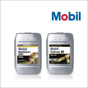 Mobil delvac масла для дифференциалов и главных передач
