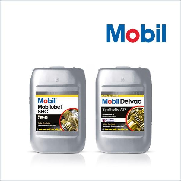 Mobil delvac трансмиссионные масла