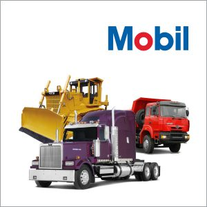 Mobil для коммерческого транспорта