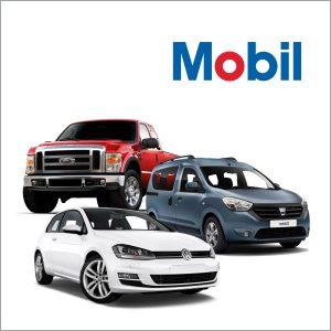 Mobil для легкового транспорта
