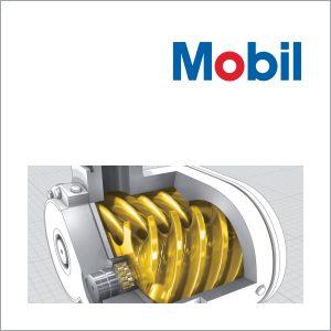 Смазочные материалы Mobil для воздушных компрессоров