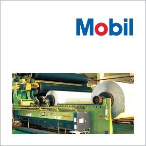 Смазочные материалы Mobil для бумагоделательных машин