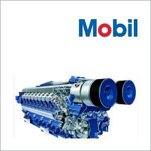 Смазочные материалы Mobil для газовых двигателей