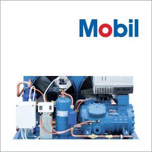 Смазочные материалы Mobil для холодильных компрессоров