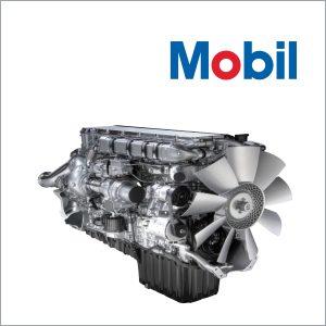 Моторные масла Mobil Delvac