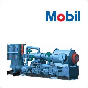 Смазочные материалы Mobil для компрессоров природного газа