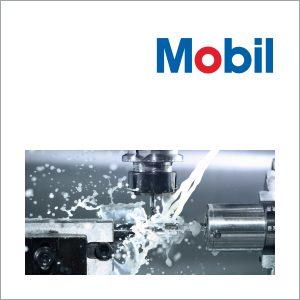 Смазочные материалы Mobil для механической обработки