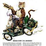 Реклама Esso 1963