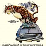 Реклама Esso 1963 2