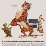 Реклама Esso 1964 2