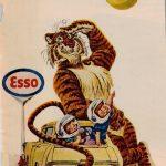 Реклама Esso 1965