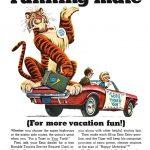 Реклама Esso 1968