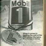 Реклама Mobil 1979