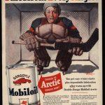 Реклама Mobiloil 1922