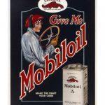 Реклама Mobiloil 1927