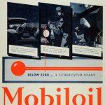 Реклама Mobiloil 1931