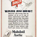 Реклама Mobiloil 1933