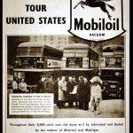 Реклама Mobiloil 1952 2