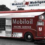 Сервисный трак Mobiloil Mobilgas