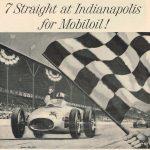 Соревнования в Индианаполисе спонсор Mobil