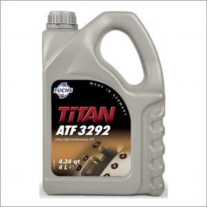 Жидкость для автоматических трансмиссий Fuchs Titan ATF 3292 4L 1