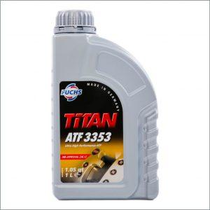 Жидкость для автоматических трансмиссий Fuchs Titan ATF 3353 1L 1