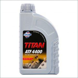 Жидкость для автоматических трансмиссий Fuchs Titan ATF 4400 1L 1
