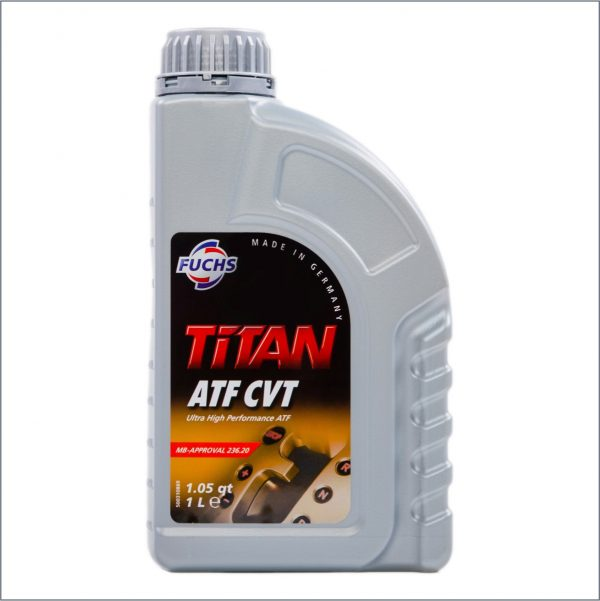 Жидкость для автоматических трансмиссий Fuchs Titan ATF CVT 1L 1