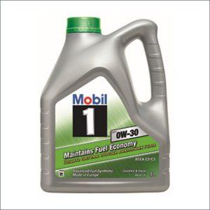 моторное масло mobil 1 esp 0w-30