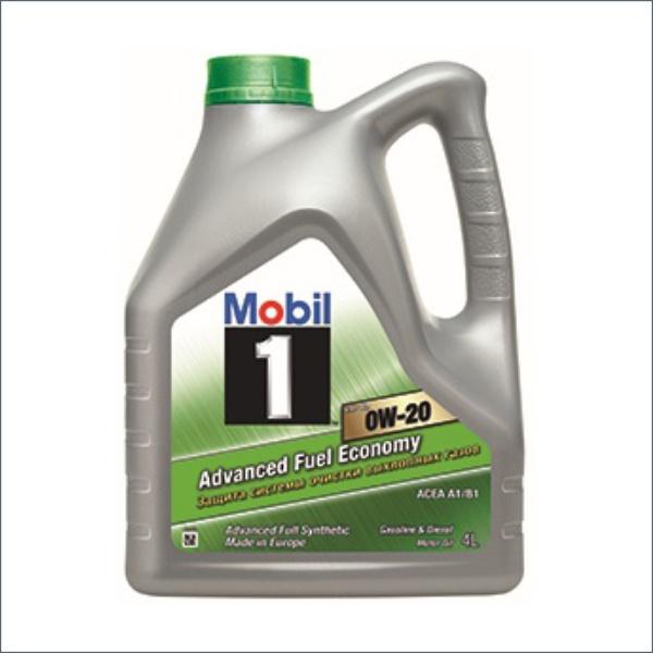Моторное масло mobil 1 esp x2 0w-20