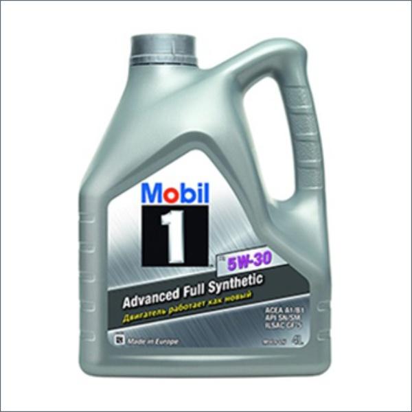 Моторное масло mobil 1 x1 5w-30