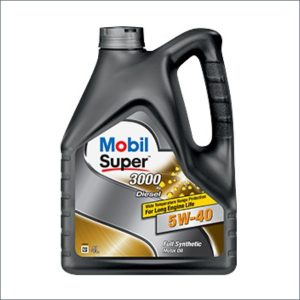 моторное масло mobil 3000 x1 diesel 5w-40