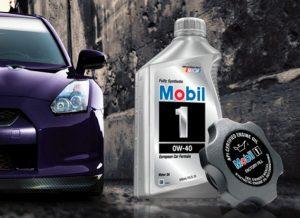 Mobil 1 реклама