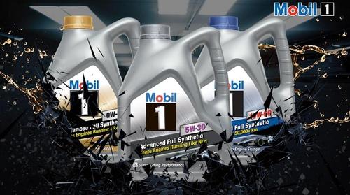 Конкурс Mobil 1 Мифы и факты о моторном масле