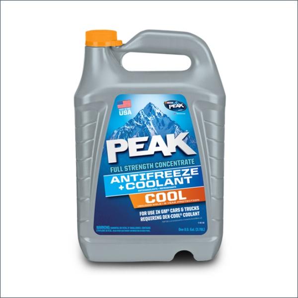 Антифриз peak cool