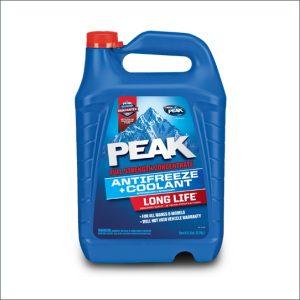 Антифриз peak long life