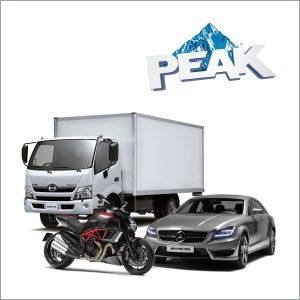 Антифризы Peak для легкового транспорта