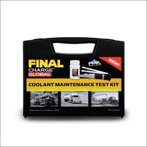 Рефрактометр peak final charge coolant maintenance test kit