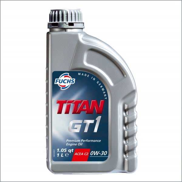Моторное масло Fuchs Titan GT1 0W30 1L 1