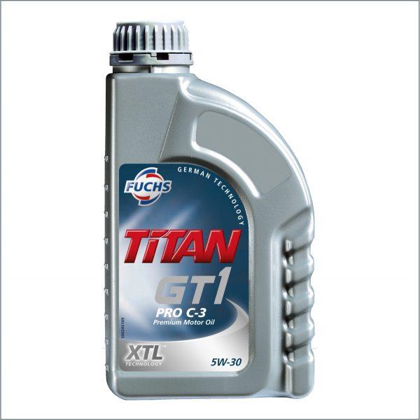 Моторное масло Fuchs Titan GT1 Pro C-3 5W30 1L 1_1
