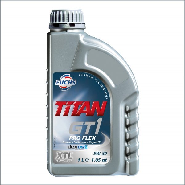 Моторное масло Fuchs Titan GT1 Pro Flex 5W30 1L 1_1
